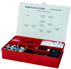 Tool Clip Display Boxes