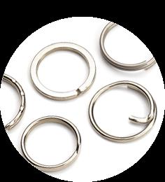 springmasters split rings