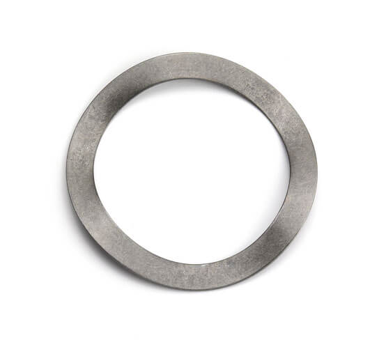 Wave Spring Washers for loaded ball bearings