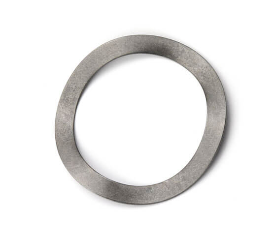 Wave Spring Washers for pre-loaded bearings in electric motors